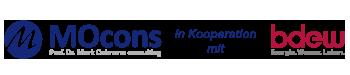Logo MOcons GmbH & Co. KG | Logo BDEW